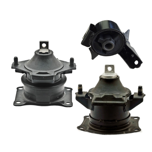 2007-2013 Acura MDX 3.7L Engine Motor Mount Set 3PCS