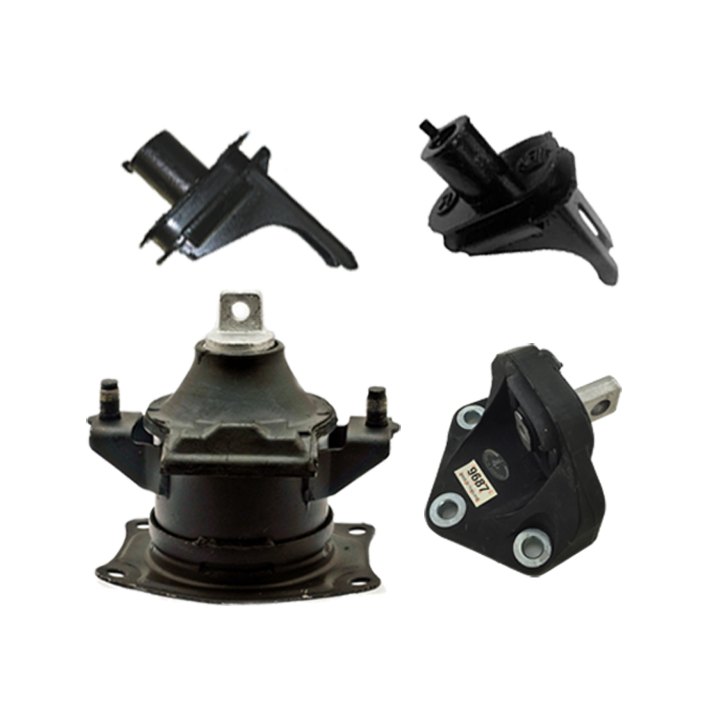 2007-2008 Acura TL 3.5L Motor & Transmission Mount Set