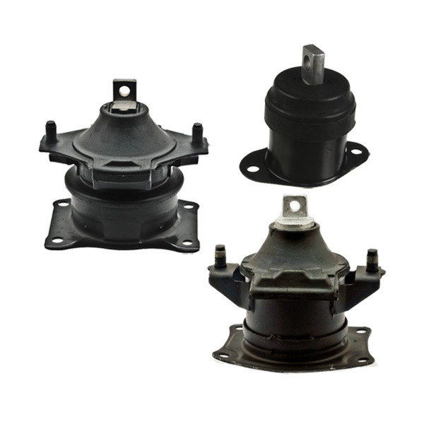 04-06 Acura TL 3.2L Engine Motor Mount Set 3PCS For Auto