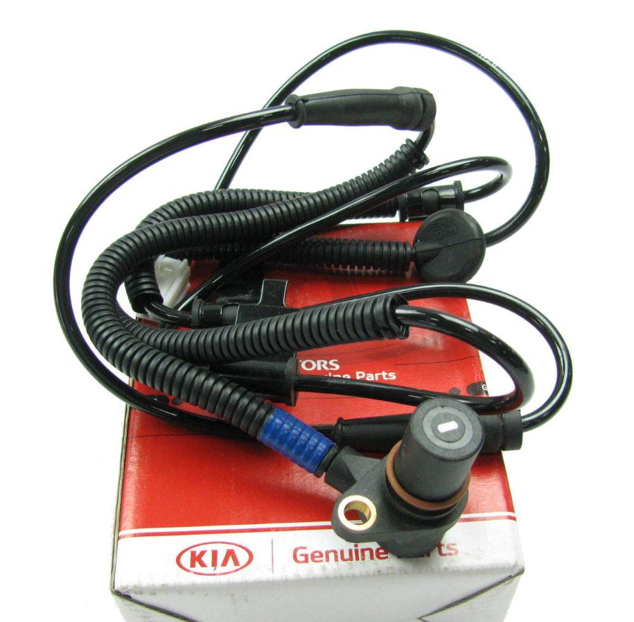 KIA 2006-2009 SORENTO ABS SPEED SENSOR RR RIGHT GENUINE 95681-3E310