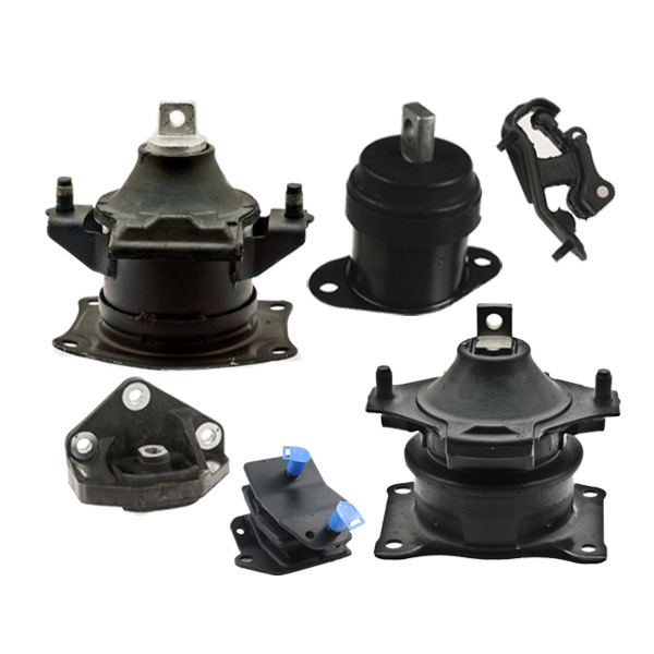 04-06 Acura TL 3.2L Motor & Trans Mount Set 6PCS For Auto