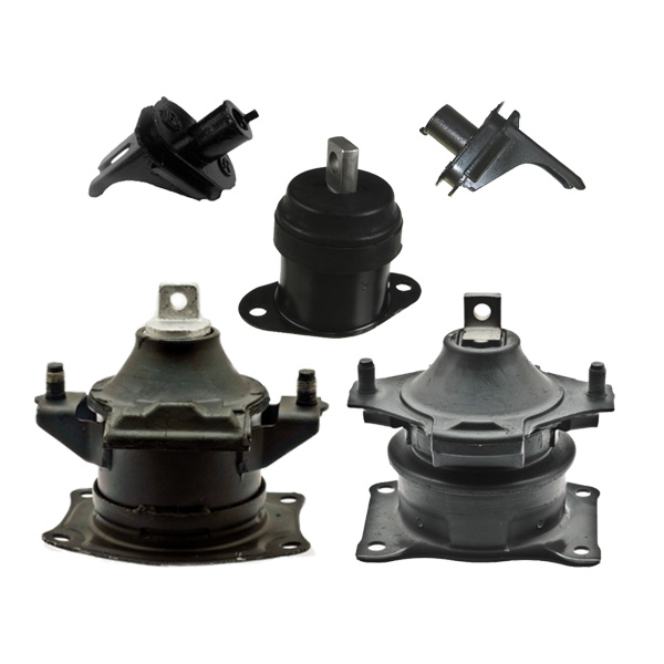 2004-2008 Acura TL 3.2L / 3.5L Engine Motor Mount Set 5PCS