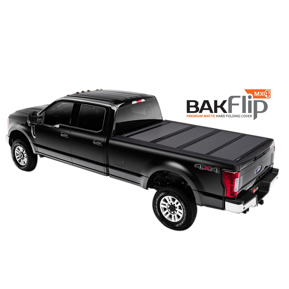 BAKflip MX4 Hard Folding Tonneau Cover For 08-16 Ford F250