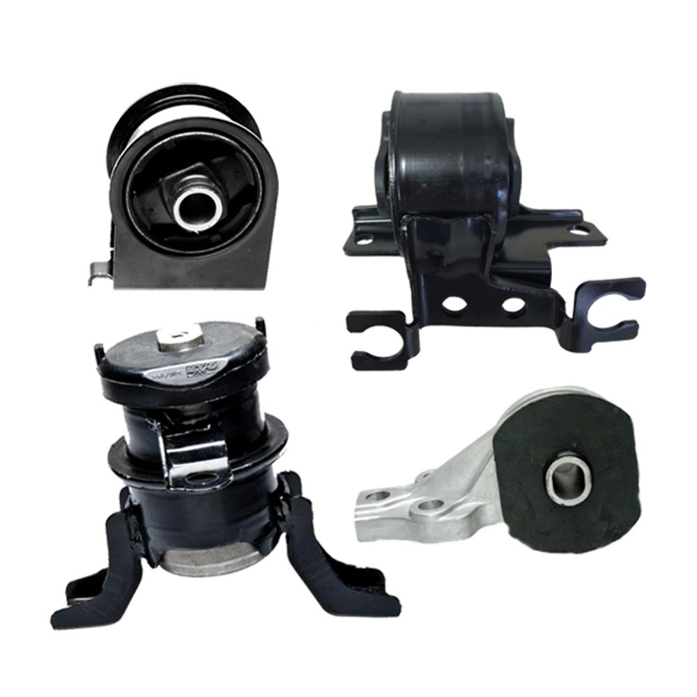 2005 2012 ford escape 3 0l motor transmission mount set 4pcs same day ship ebay. Black Bedroom Furniture Sets. Home Design Ideas